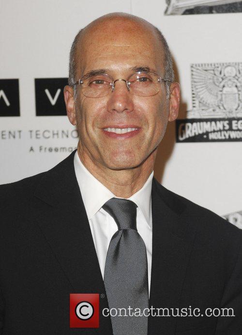 Jeffrey Katzenberg and Beverly Hilton Hotel 1