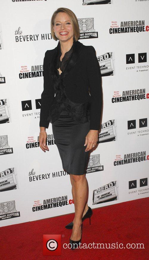 Jodie Foster and Beverly Hilton Hotel 15