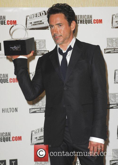 Robert Downey Jr and Beverly Hilton Hotel 12