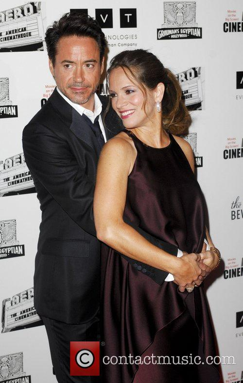 Robert Downey Jr and Beverly Hilton Hotel 8