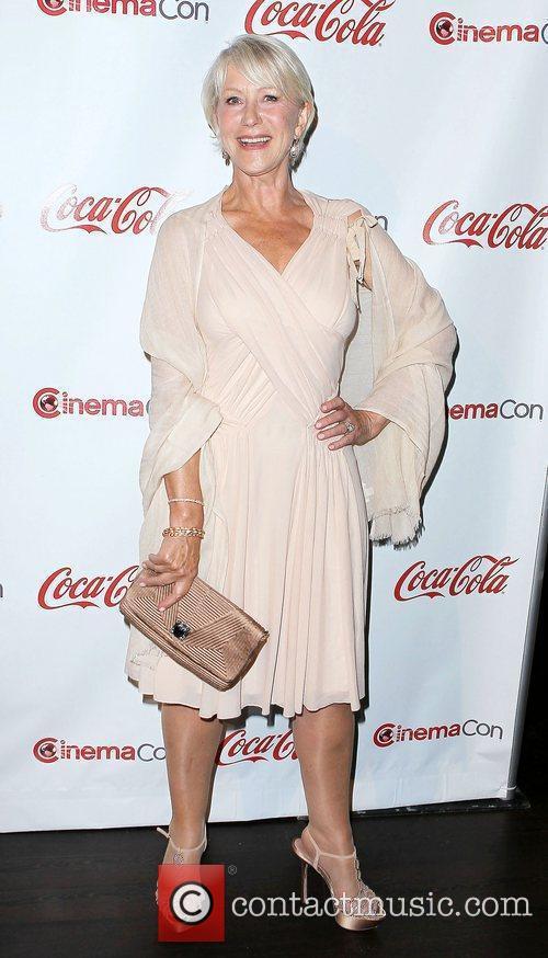 Helen Mirren CinemaCon 2011 Big Screen Achievement Awards,...