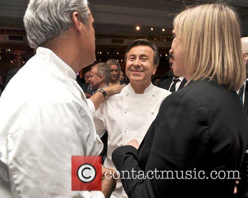 Daniel Boulud City Harvest hosts the '17th Annual...
