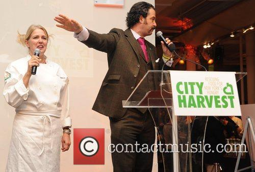 Ivy Stark and Nicholas D. Lowry City Harvest...