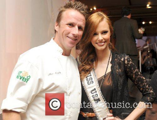 Marc Murphy of Land Marc and Miss USA...