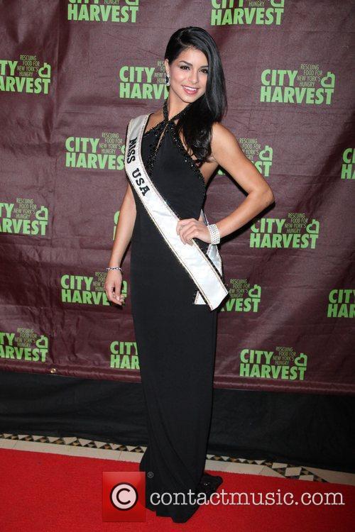Miss USA 2010 Rima Fakih City Harvest's 17th...