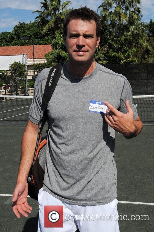 Scott Foley The Chris Evert / Raymond James...
