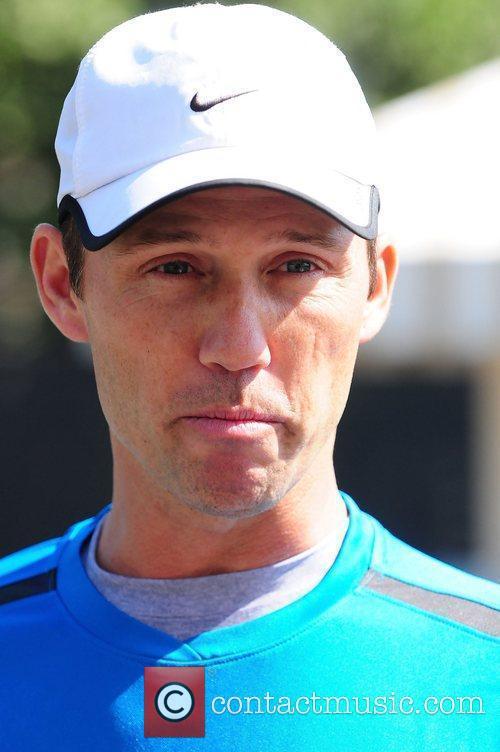 Jeffery Donovan The Chris Evert/Raymond James Pro-Celebrity Tennis...