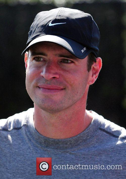 Scott Foley The Chris Evert/Raymond James Pro-Celebrity Tennis...