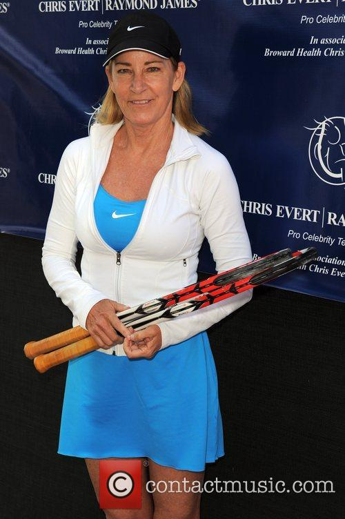 Guest The Chris Evert/Raymond James Pro-Celebrity Tennis Classic...
