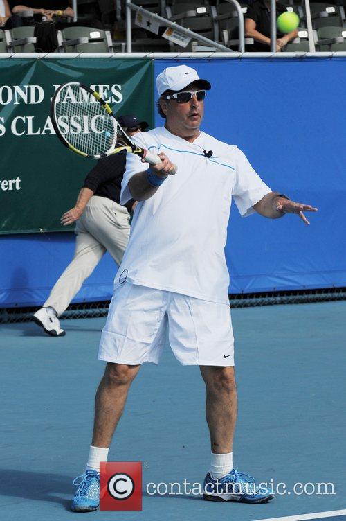 The Chris Evert/Raymond James Pro-Celebrity Tennis Classic Pro-Am...