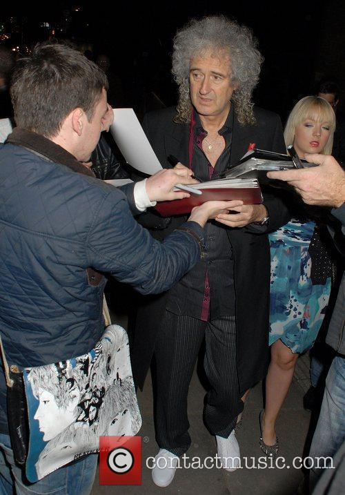 Brian May ,  'Classic Rock Roll Of...