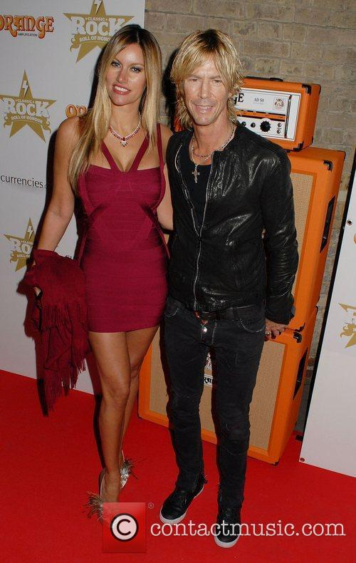 Duff Mckagan, Shannon Tweed and The Roundhouse 1