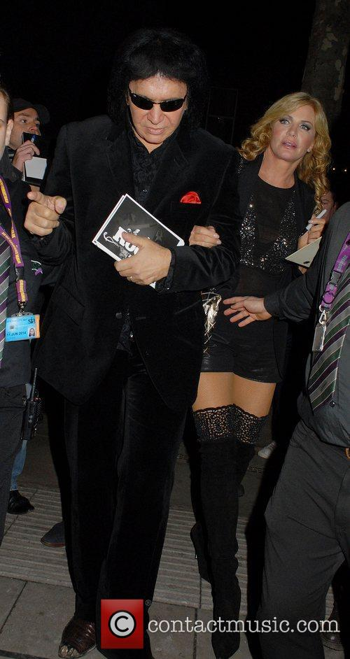 Gene Simmons and Shannon Tweed ,  'Classic...