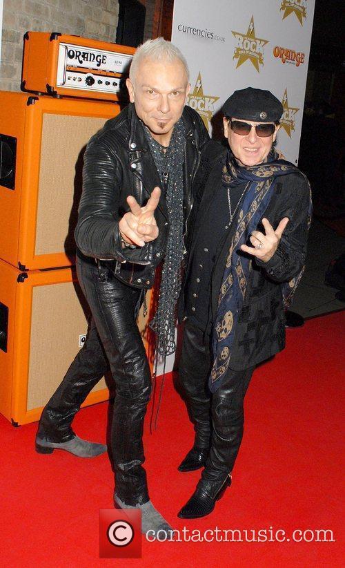 Rudolf Schenker and Klaus Meine,  'Classic Rock...