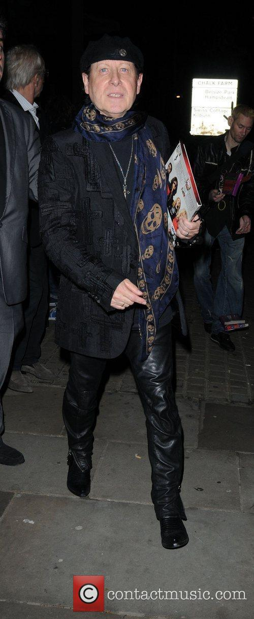 Klaus Meine 'Classic Rock Roll Of Honour' at...