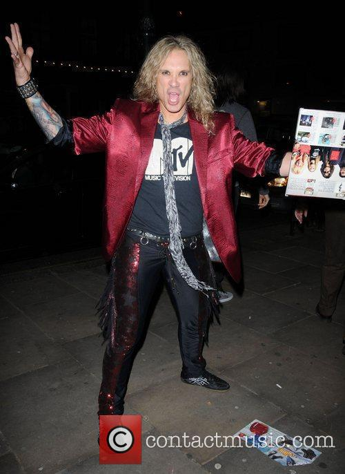 Michael Starr 'Classic Rock Roll Of Honour' at...