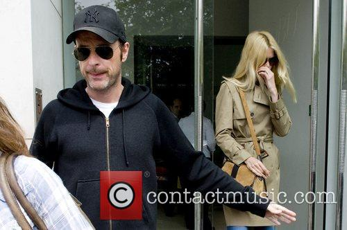 Claudia Schiffer and Matthew Vaughn 4