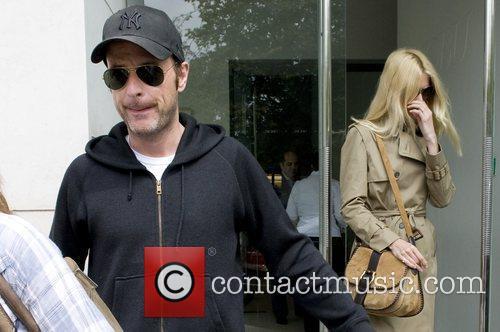 Claudia Schiffer and Matthew Vaughn 2