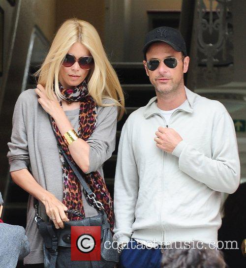 Claudia Schiffer, Matthew Vaughn and Notting Hill 4