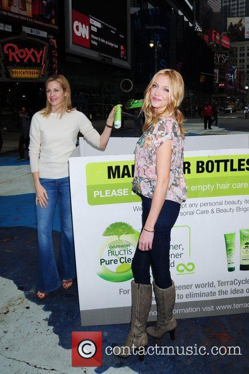 Garnier kicks-off 'The Cleaner Greener Tour' in Times...