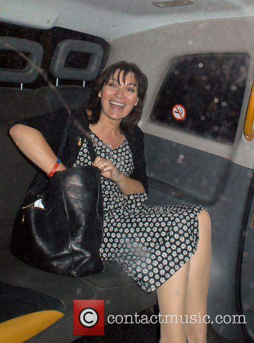 Lorraine Kelly,  at the Northern Ballet's press...