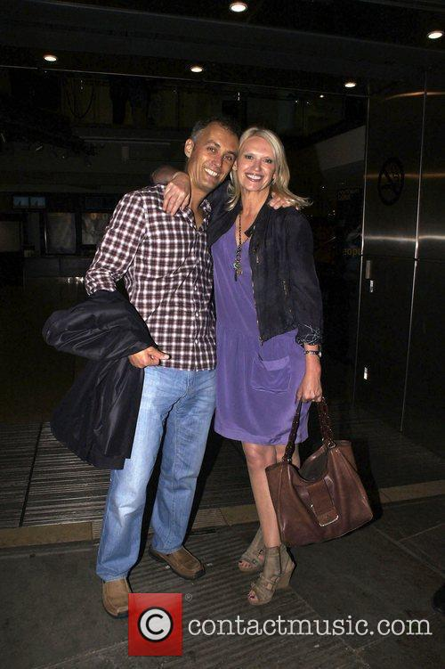 Anneka Rice ,  at the Northern Ballet's...