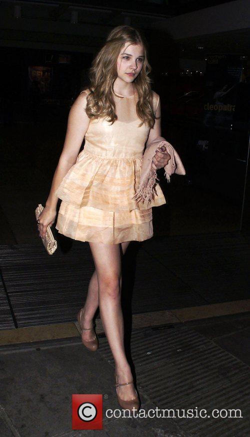 Chloe Moretz 8