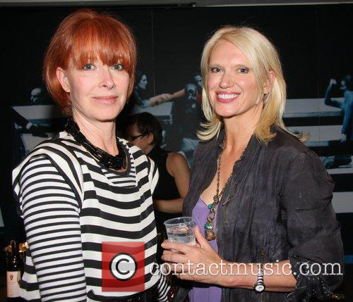 Fiona Mollison and Anneke Rice at the Northern...