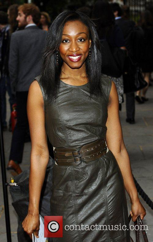 Beverley Knight  Attends the press night of...