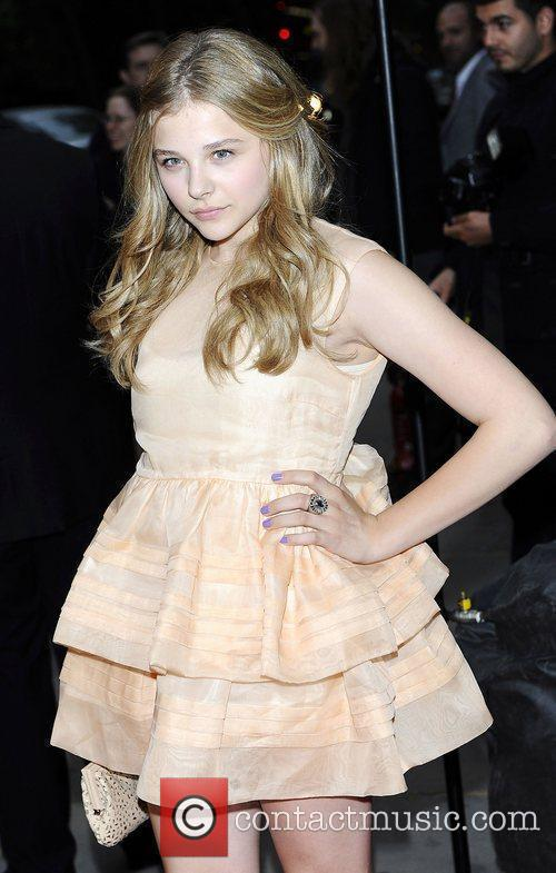 Chloe Mortez at the Northern Ballet's press night...