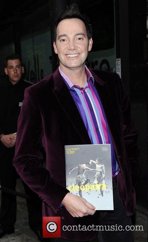 Craig Revell Horwood at the Northern Ballet's press...