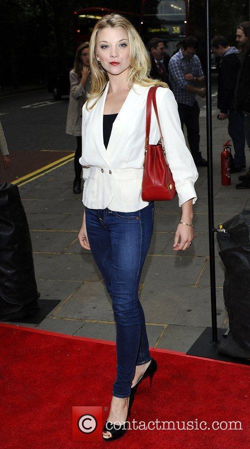 Natalie Dormer  Attends the press night of...