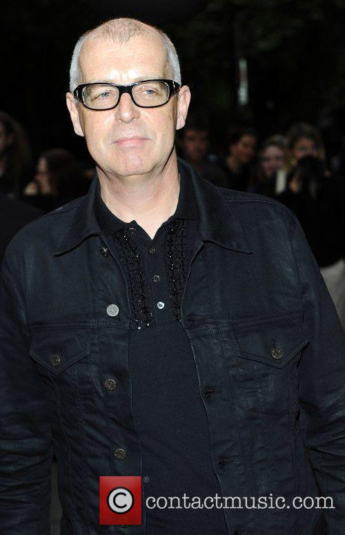 Neil Tennant (Pet Shop Boys) at the Northern...