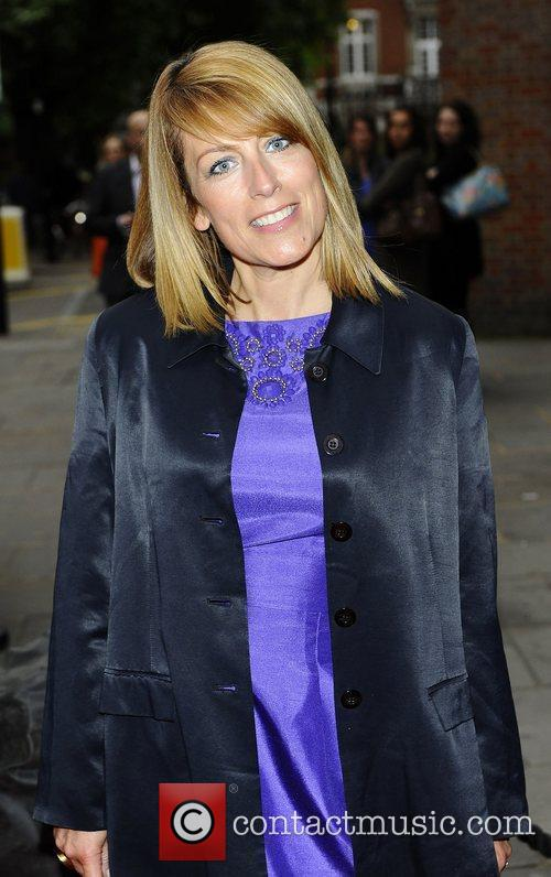 Faye Ripley at the Northern Ballet's press night...