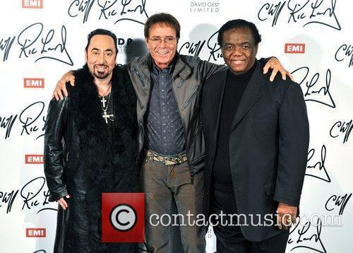 Cliff Richard and David Gest 5