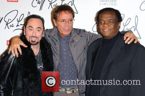 David Gest and Cliff Richard 4