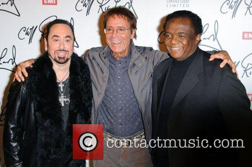 David Gest, Cliff Richard