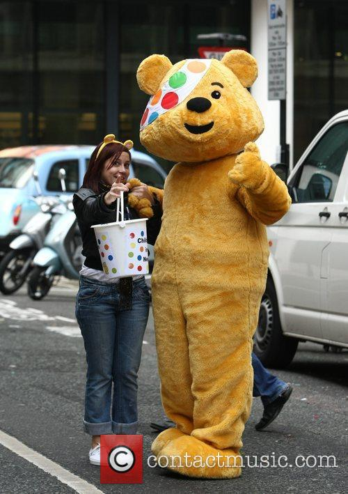 Pudsey and Twiggy 2