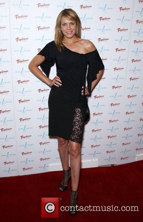 Arianne Zucker Club Nikki at Tropicana Las Vegas...