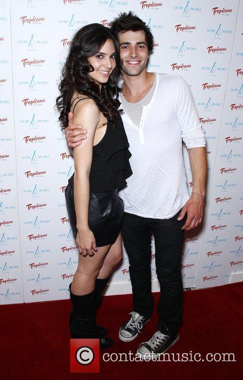 Camila Banus, Freddy Smith Club Nikki at Tropicana...