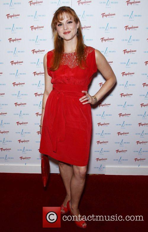 Sarah Glendening Club Nikki at Tropicana Las Vegas...