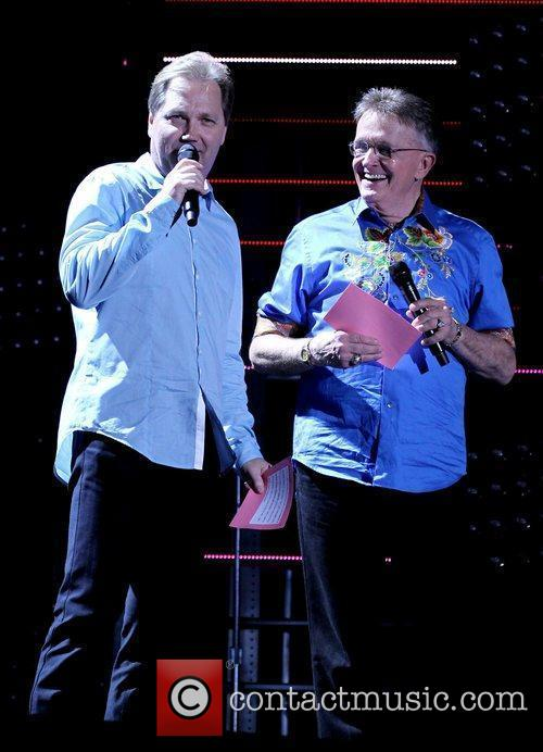Steve Warner and Bill Anderson 2011 CMA Music...