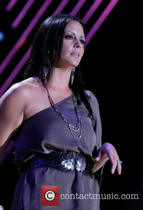 Sara Evans 2011 CMA Music Festival Nightly Concerts...