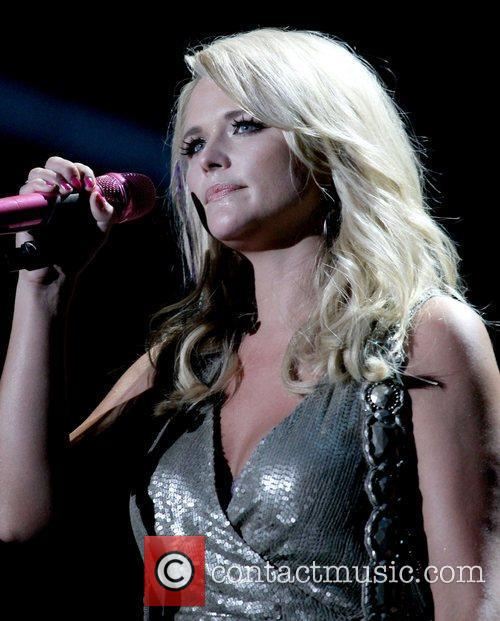 Miranda Lambert Final night of the 2011 CMA...