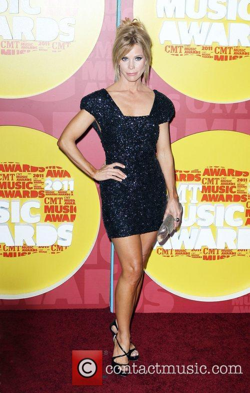 Cheryl Hines 2011 CMT Music Awards at The...
