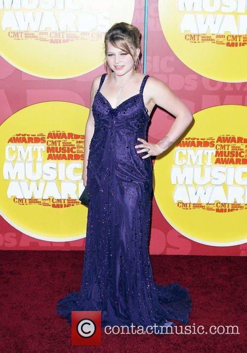 Crystal Bowersox 2011 CMT Music Awards at The...