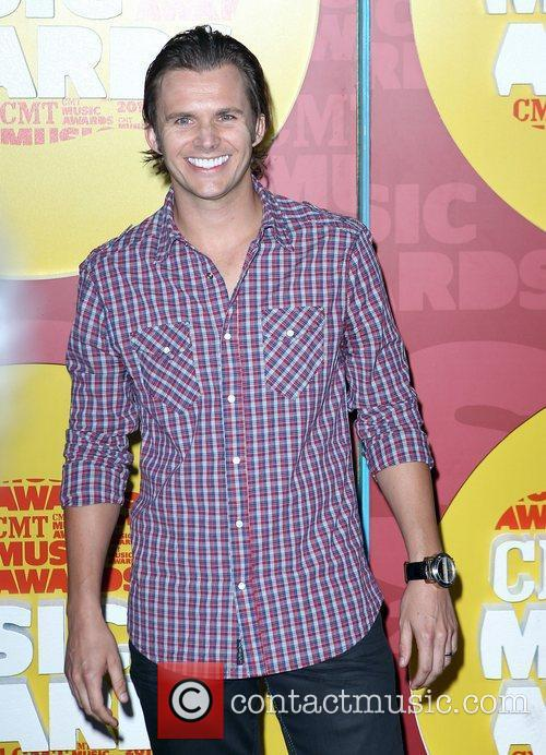 Dan Wheldon 2011 CMT Music Awards at The...