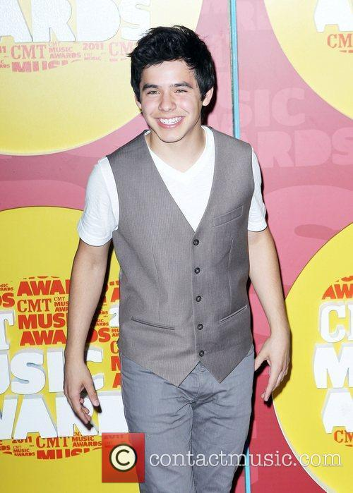 David Archuleta 2011 CMT Music Awards at The...
