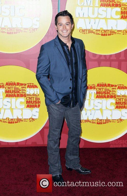 Easton Corbin 2011 CMT Music Awards at The...