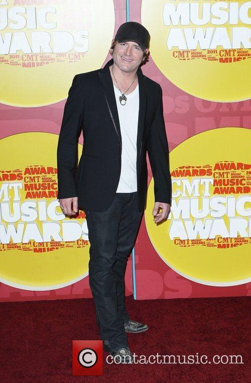 Jerrod Nieman 2011 CMT Music Awards at The...